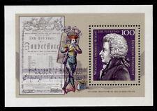 Germany 1691 MNH Mozart, Music