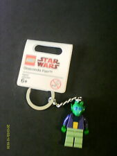 LEGO STAR WARS KEYCHAIN ONACONDA FARR 2010 NEW