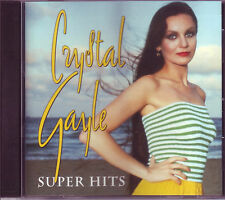 Crystal Gayle Super Hits CD (1998)