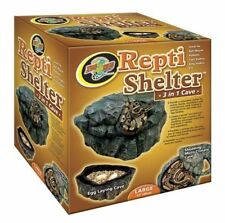 ZooMed Zoo Med Reptile Snake 3 in 1 Cave - Repti Shelter Small