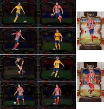 PANINI SELECT SOCCER 2017-18 FIELD LEVEL + EQUALIZERS BASE SET (ATLETICO MADRID)