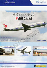 TOPTIERHOBBY decal 1/144 Boeing 767 - Air China