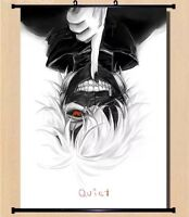 Tokyo Ghoul Cosplay Anime Poster Home Decor Wall Scroll Gift 40X60CM Q1