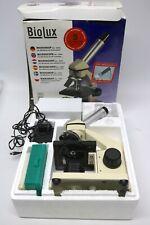 Biolux 654 Mikroskop 40x - 1024x mit Zubehör