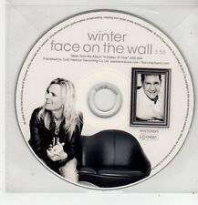 (FF480) Winter, Face On The Wall - 2010 DJ CD