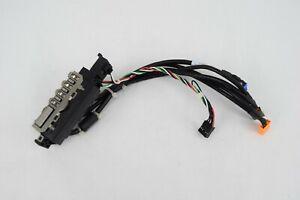 HP 510974-001 ASSY FRONT I/O USB Audio Ports Power Switch