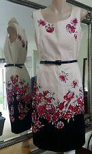 Target Cocktail Machine Washable Floral Dresses for Women