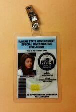 Hawaii Five-O ID Badge-Officer Kono Kalakawa