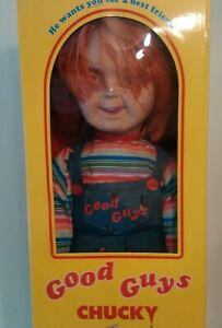 """LIFESIZE CHUCKY GOOD GUY DOLL CHILDS PLAY 30""""SPIRIT HALLOWEEN PROP NEW IN STOCK"""