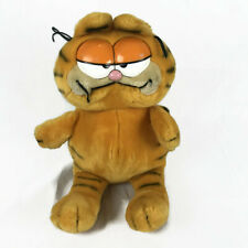 Garfield the Cat Plush Stuffed Animal Vintage 1980s Dakin