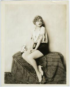 Ziegfeld Follies Girl Noel Frances Large 1927 Alfred Cheney Johnston Photograph
