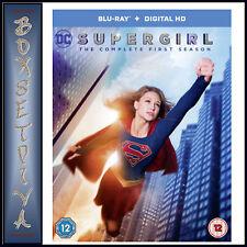 Supergirl - Season 1 Blu-ray 2016 Region