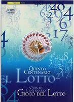 ITALIA -FOLDER 2006 - GIOCO DEL LOTTO VALORE FACCIALE € 9,00 sconto 30%