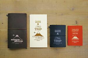 Traveler's Company Traveler's Notebook Traveler's Factory Narita Airport Edition