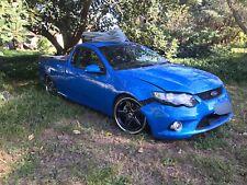 Ford FG Turbo Auto (2008) Wrecking