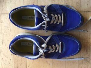 Joya Schuhe 42 1/3 blau, sehr gut erhalten