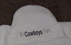 Dallas Cowboys  Football Baby Newborn Hospital Hat Beanie Cap hat