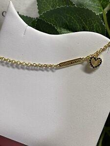 New! TOUS San Valentín Bracelet 16.9 Vermeil 925 Gold💃🏻💃🏻