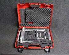 Hilti Anchor Channel Set Hac-70F w/Case