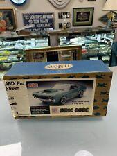 NEW TESTORS AMX PRO/STRREET 1/25 MODEL KIT- 10746