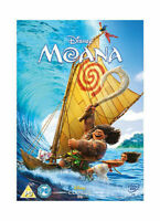 Moana (DVD, 2017) Brand New and Sealed