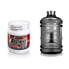 96,50€/kg IRONMAXX L-Arginin Simplex 1200, 260 Kapseln a 1250mg + Bonus GALLONE