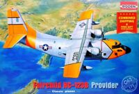 Roden 062 - 1/72 - Fairchild HC-123B Provider plastic kit American airplane