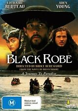 NEW! BLACK ROBE (DVD) Lothaire Bluteau, Aden Young