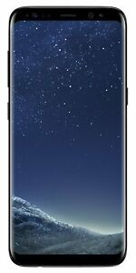 Samsung Galaxy S8 G950U Verizon + GSM Unlocked (Black) 64GB Smartphone