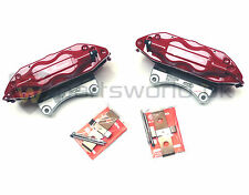 PAIR Alfa Romeo 147 156 GT 3.2 V6 GTA Red Brembo Brake Callipers New & Genuine