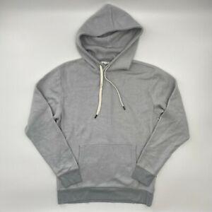 FEAT Socks Blanket Blend Hoodie Sweatshirt Glacier Gray Size M L XL NS NWT