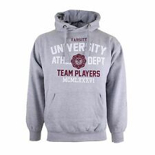 d33787f48c5a Mens Varsity Team Players University Athletic Hoody / Hoodie