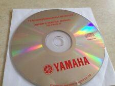 Yamaha TT-R 125 W E LW LWE LEW Workshop Service manual manuel atelier CD pdf
