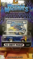 Muscle Machines '53 Chevy Pickup  (9960)