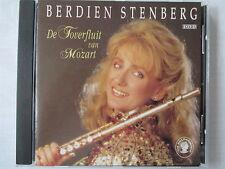 Berdien Stenberg - De Toverfluit van Mozart - DINO MUSIK - Rare CD