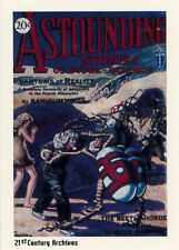 Astounding Science Fiction Magazine Card Set
