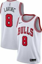 Chicago Bulls Zach LaVine #8 Nike Men's Official NBA Swingman Player Jersey