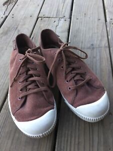 KEEN Men's 10 Brown Canvas Uppers Shoes Hybrid Life HOPE Series