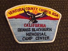 Mint CSP Ventura County Council Dennis Blackburn Memorial Camp Center SA-9