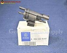 Mercedes-Benz Electric change-over valve Genuine 00205407097