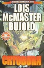 Cryoburn by Lois Mcmaster Bujold (2010, Hardcover)