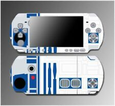 Star Wars R2-D2 Cute Cool R2D2 Jedi Robot Video Game Skin #15 Sony PSP Slim 3000