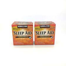 Kirkland Signature Nighttime Sleep Aid Doxylamine Succinate Tablets 25mg 384 ct