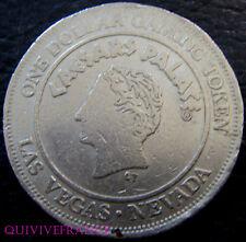 MED3516 - JETON CASINO - ONE DOLLAR CAESAR PALACE TOKEN 1992
