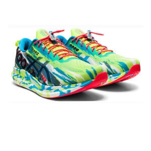 Asics Mens Noosa Tri 13 Running Shoes Trainers Sneakers Multicoloured White