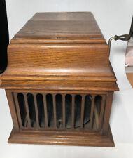 New ListingAntique Edison Amberola 30 Phonograph Cylinder Player.