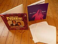 Lehar: Paganini Rothenberger Gedda Kusche Zednik Willi Boskovsky QUADRO 2LP-BOX
