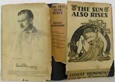 Ernest Hemingway / The Sun Also Rises 1927 5th or later Edition #1508049
