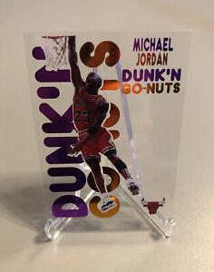 Michael Jordan Dunk'n Go Nuts Custom Acetate