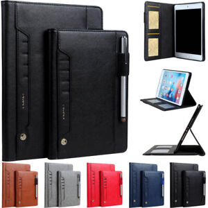 Flip Leather Wallet Case Smart Stand Cover for iPad Pro Air10.5 7th 8th Gen 10.2